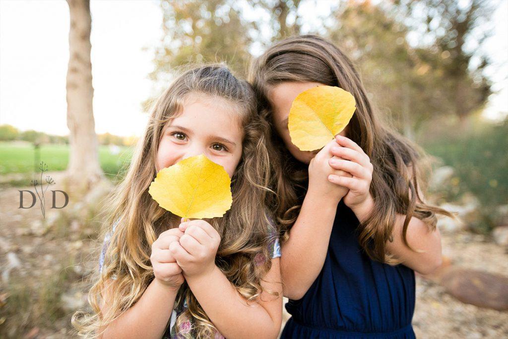 Orange County Family Photos Sisters