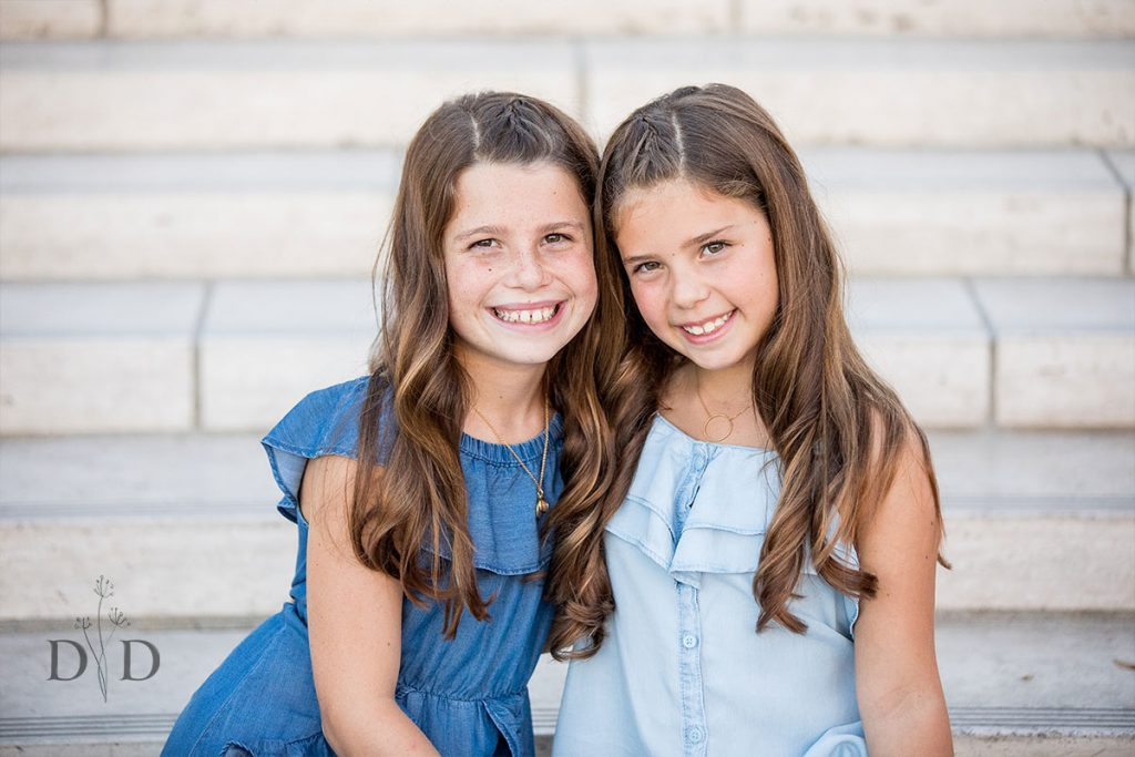 Two Sisters Family Photos