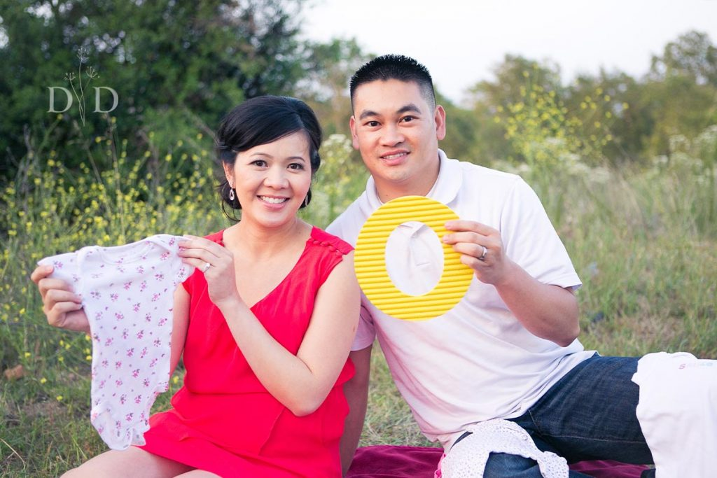 Maternity Photography O for Onesie