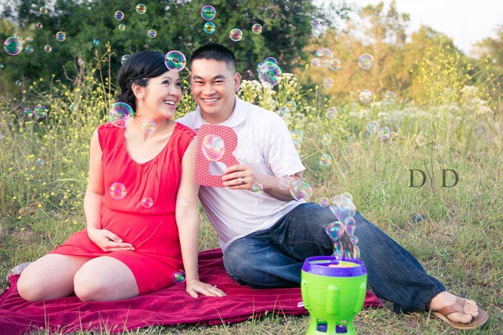 Maternity Photography B for Bubbles