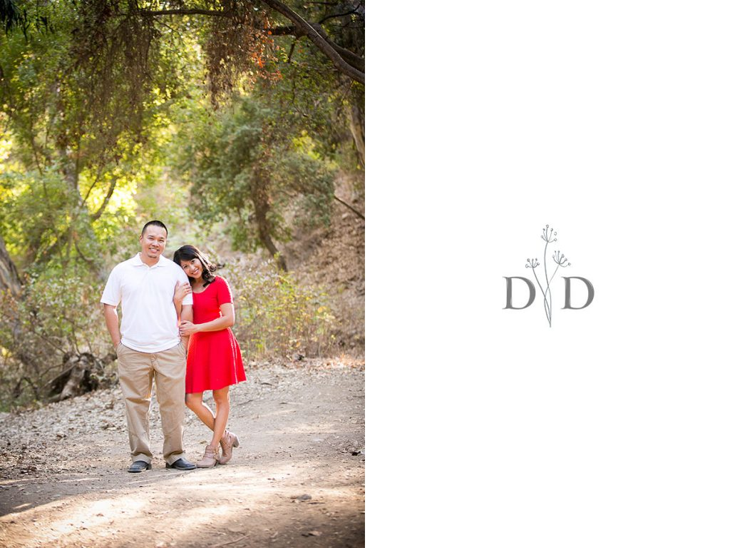 Romantic Family Photos of Mom and Dad San Dimas