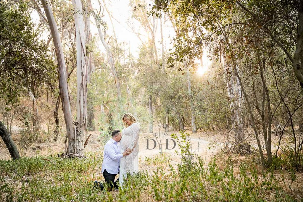San Dimas Pregnancy Photos