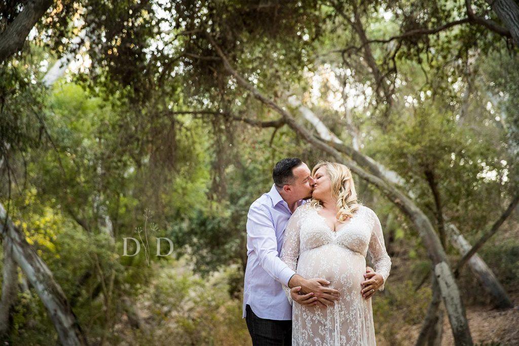 Walnut Creek Park Maternity Photography
