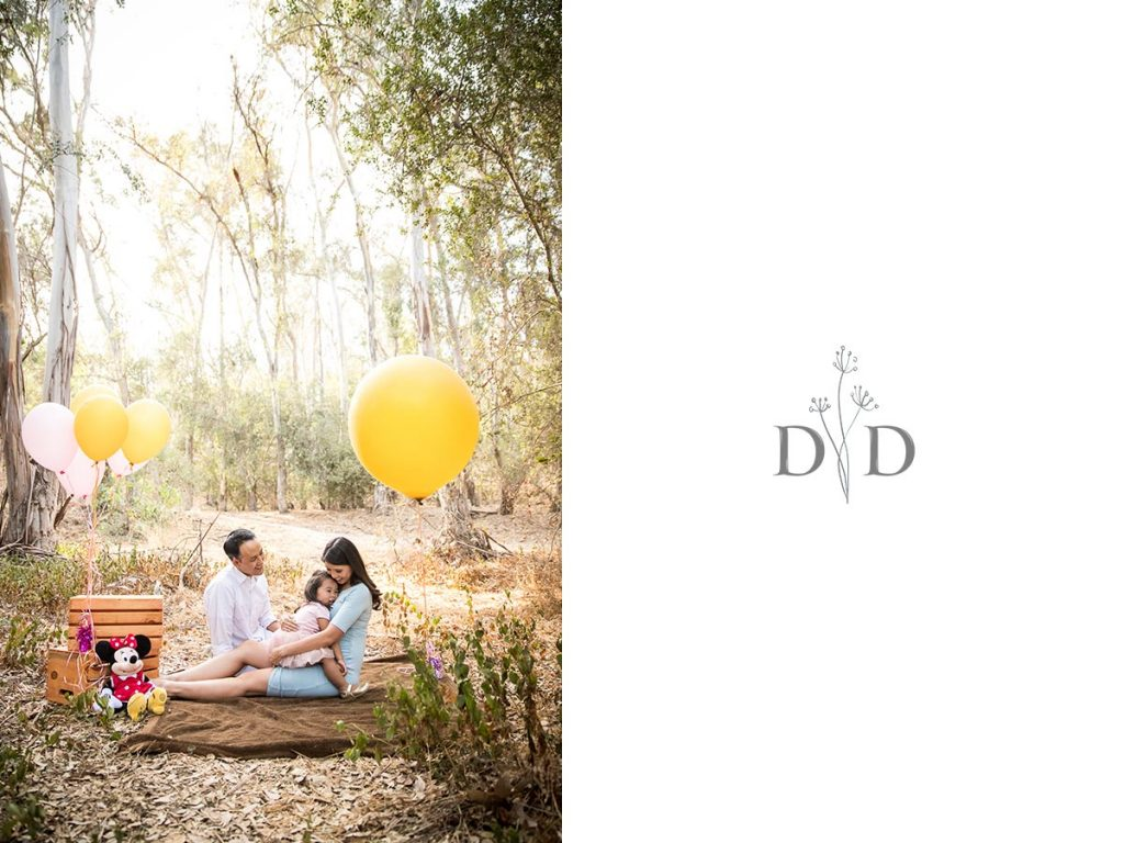 San Dimas Family Photos Big Balloon