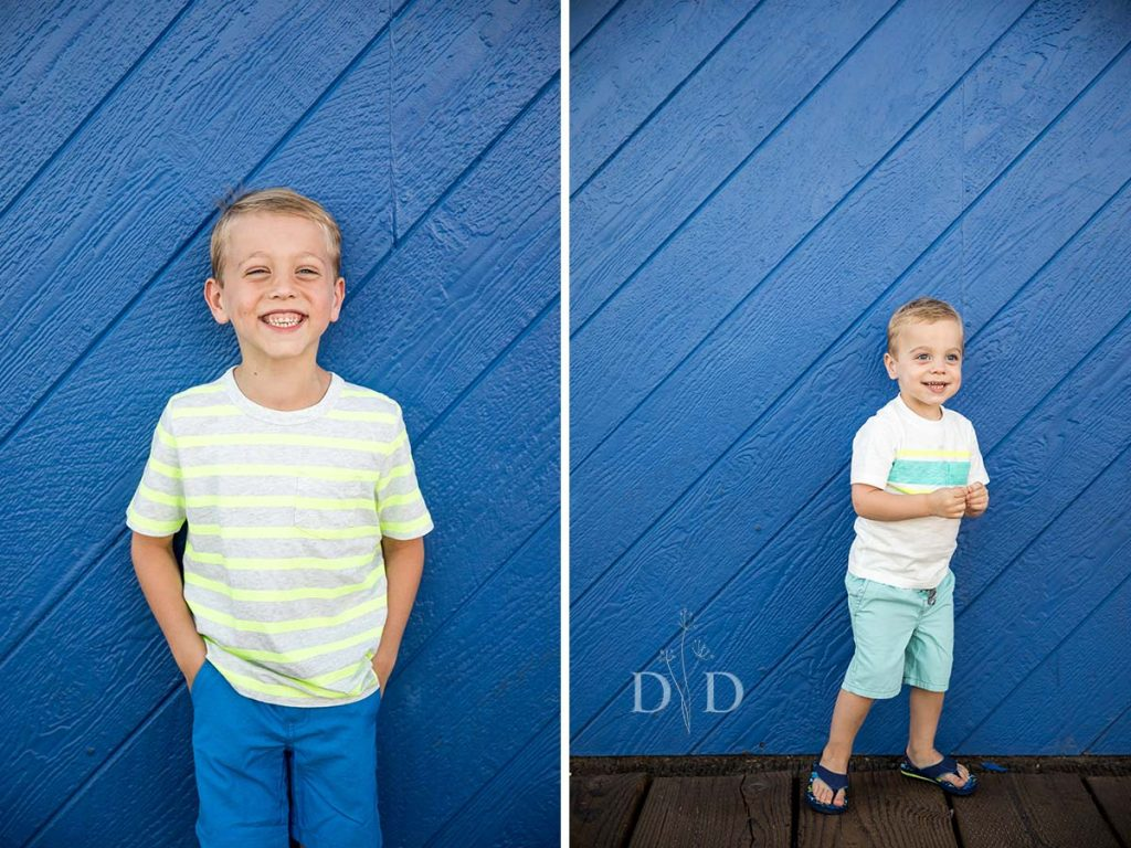 Portraits of Sons