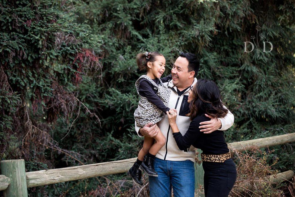 Claremont Family Photo