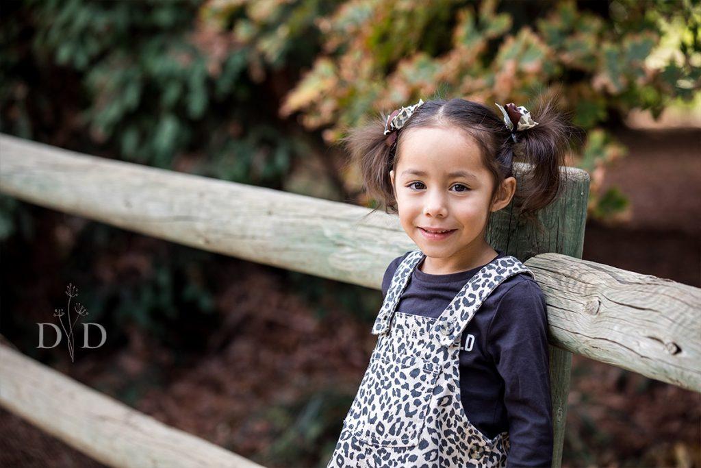 Claremont Family Photo Child Portrait