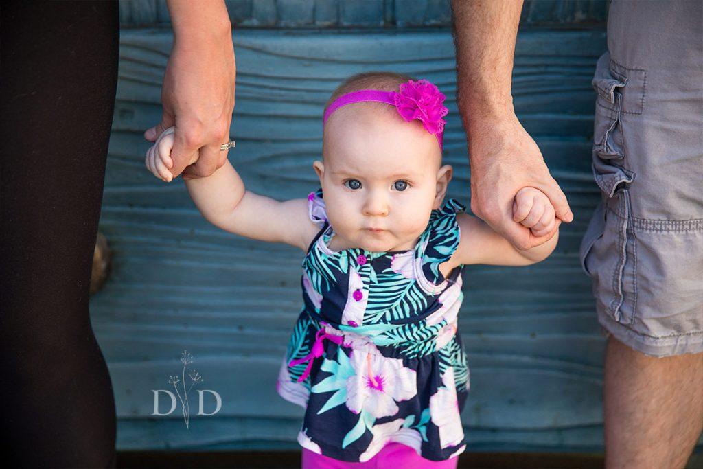 Disneyland Family Photos Infant