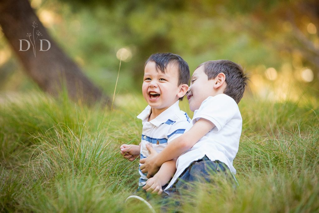 Two Brothers Family Photography