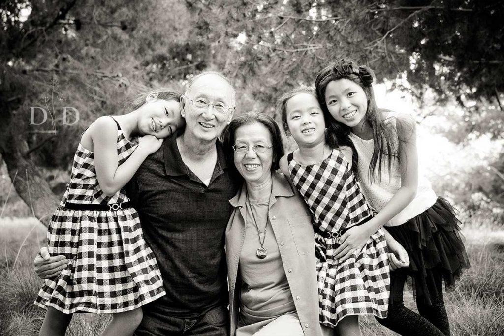 Large Family Photography Irvine