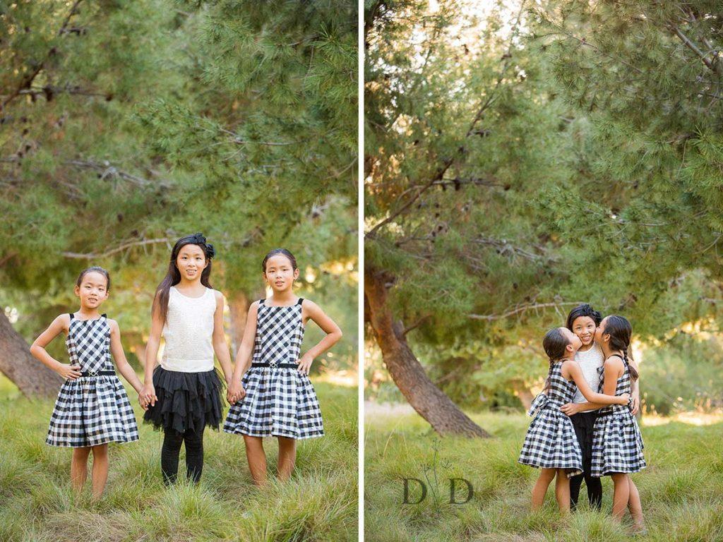 Three Sisters Family Photos