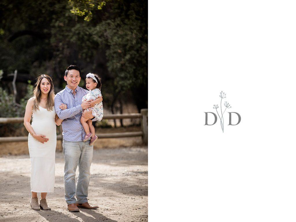 Walnut Creek Park Family Photography