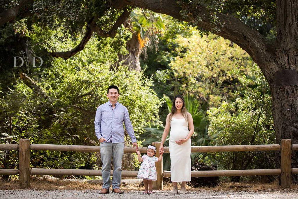 Walnut Creek Park Family Photos
