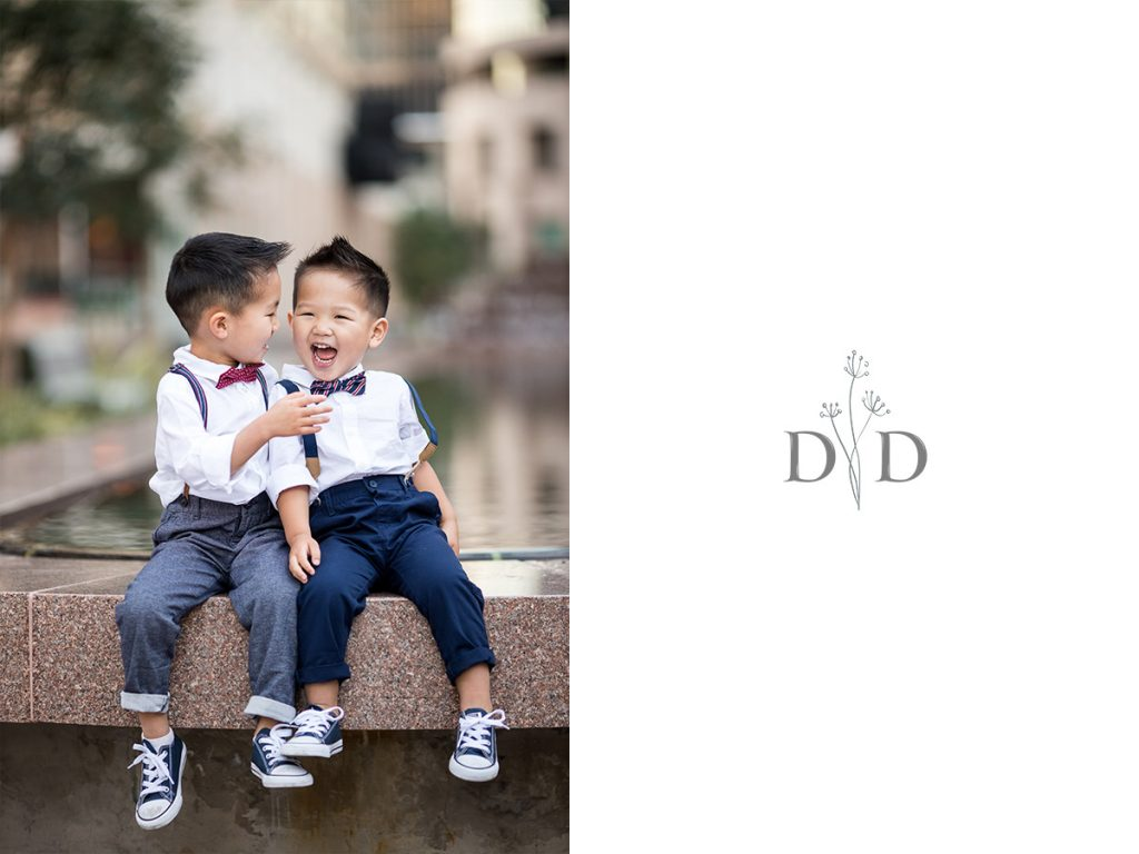 Two Sons Family Photos