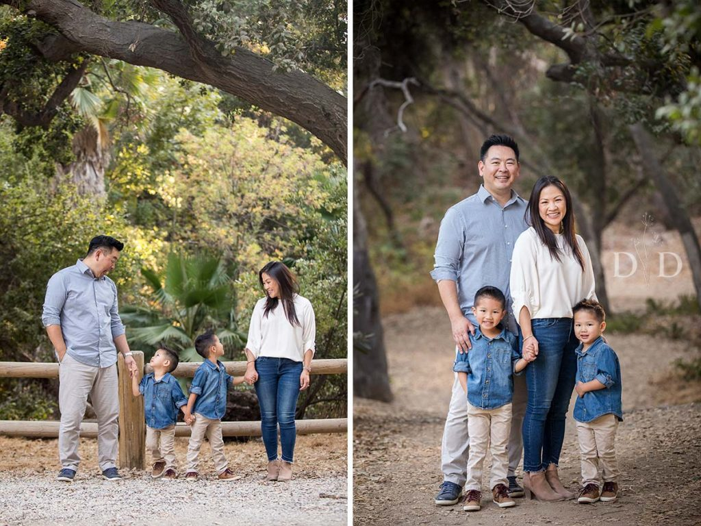 Walnut Creek Trail Family Photos