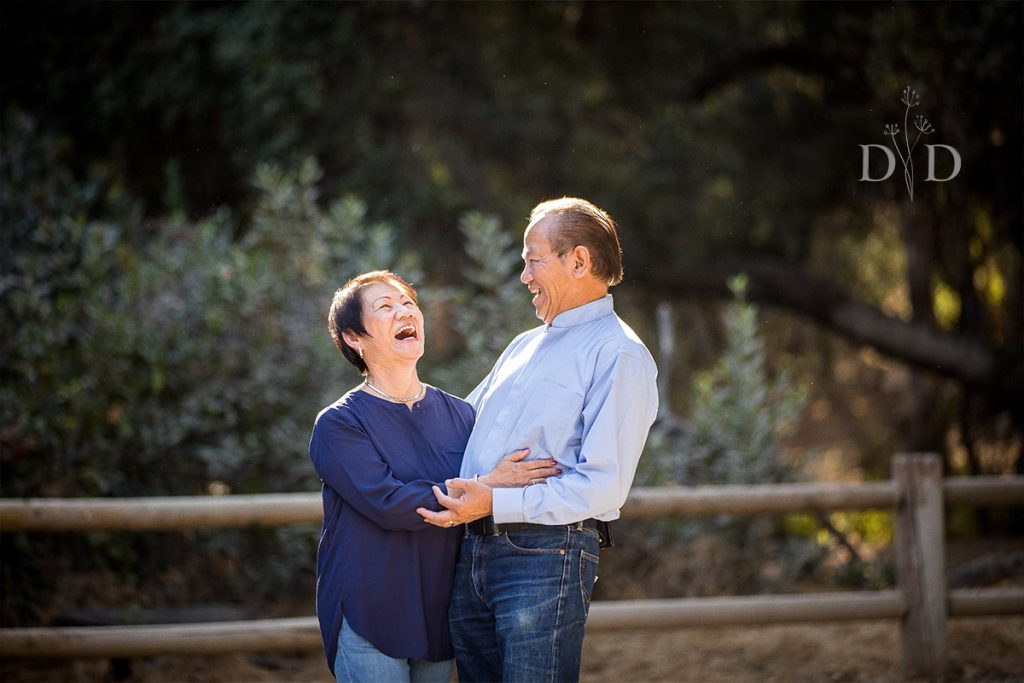 Grandparents Family Portraits Laughing