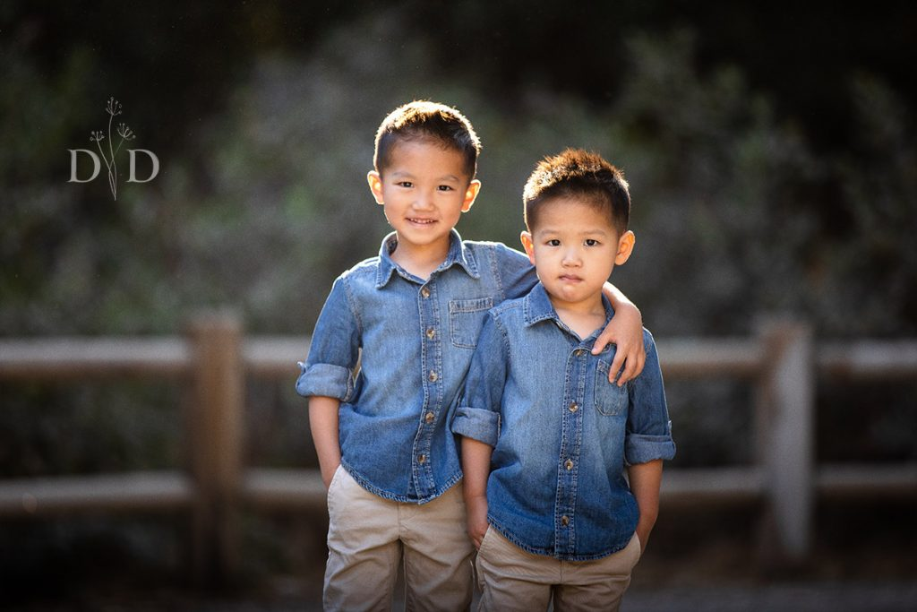Two Sons Family Photography