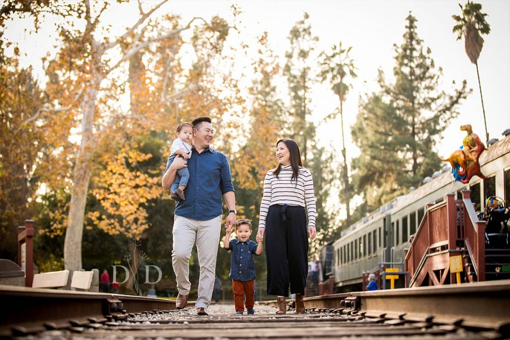 Travel Town Family Photography